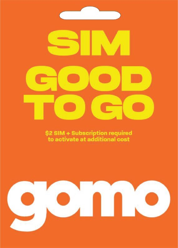 GOMO SIM Cellmate 2-01-01