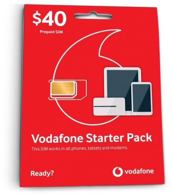 Vodafone 40
